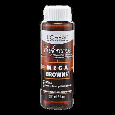 L'Oréal Mega Browns Mocha BR5