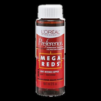 L'Oréal Mega Reds Haircolor Intense Red Copper MR1