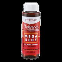 L'Oréal Paris Mega Reds Haircolor