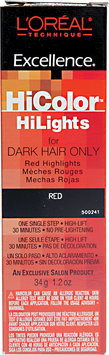 L'Oréal Excellence HiColor Red