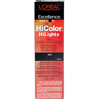 L'Oréal Excellence HiColor Red