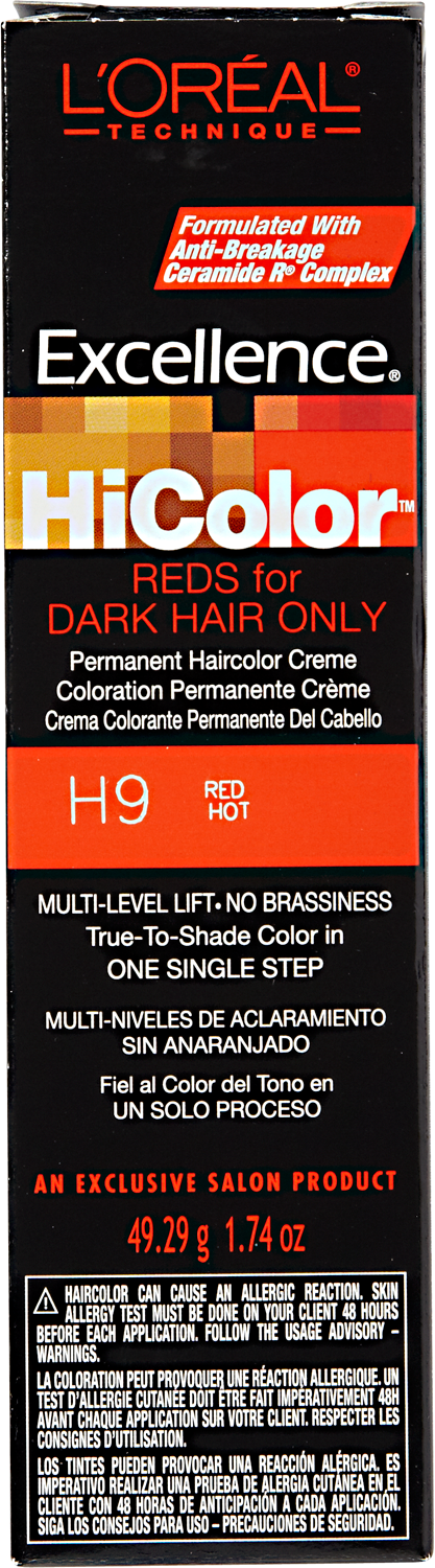 L'Oréal Excellence HiColor Red Hot