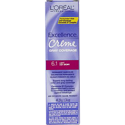 L'Oréal Excellence Creme Light Ash Brown