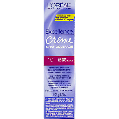 L'Oréal Paris Excellence Creme Gray Coverage