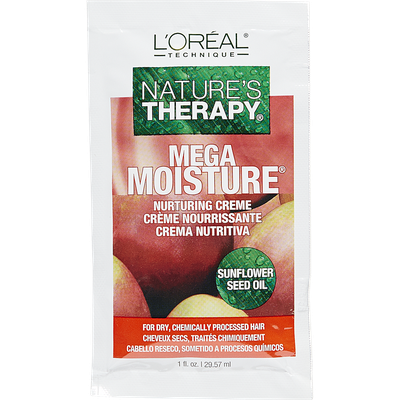 L'Oréal 1 oz Nature's Therapy Mega Moisture Nurturing Creme