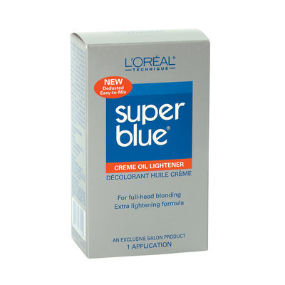 L'Oréal Paris Super Blue Creme Oil Lightener