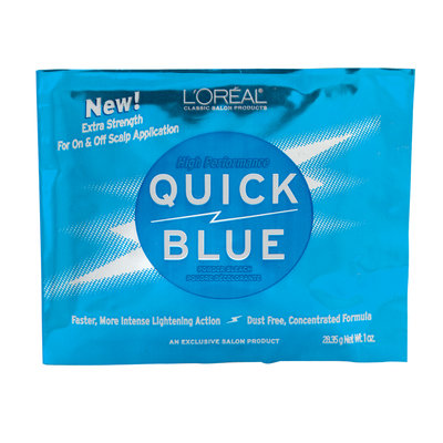 L'Oréal Paris Quick Blue Powder Lightener