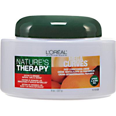 L'Oréal Paris Nature's Therapy Mega Curves Deep Conditioning Creme