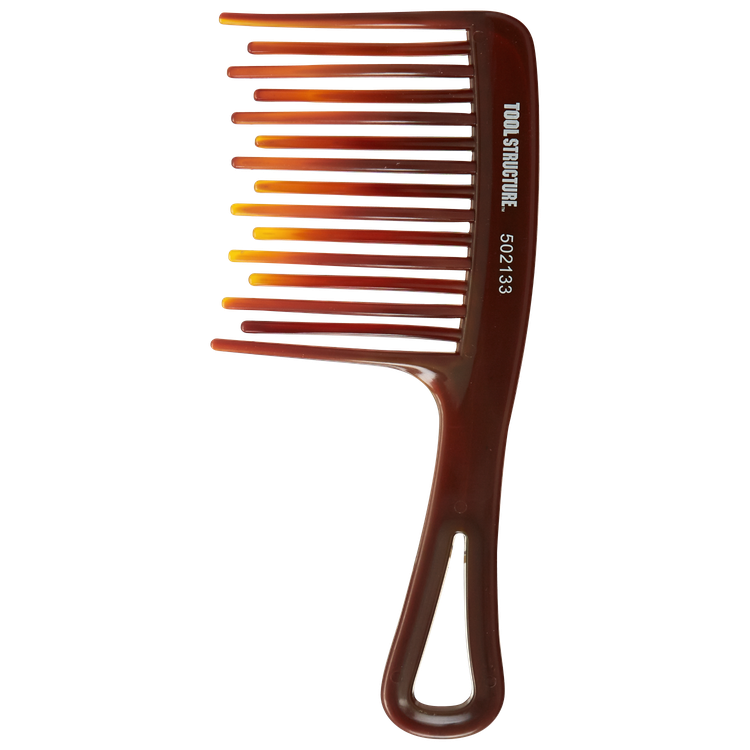 Tool Structure Shower Detangler Comb