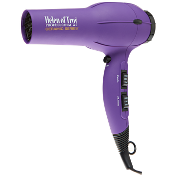 Helen of Troy Purple Turbo Hair Dryer