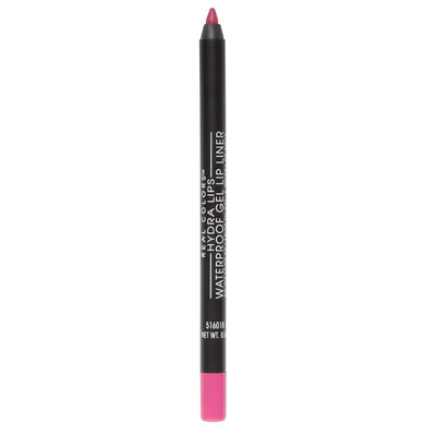 Real Colors Hydra Lips Waterproof Gel Lip Liner Pinup Pink