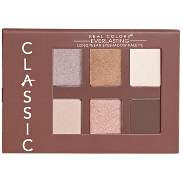 Real Colors Everlasting Eye Shadow Palette Classic