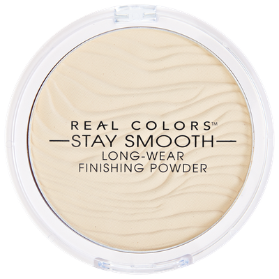 Real Colors Stay Smooth Finishing Powder