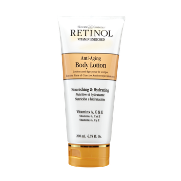 Retinol Anti-Aging Body Lotion