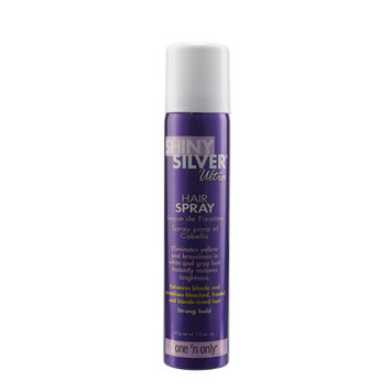 One 'n Only Shiny Silver Hair Spray Mini