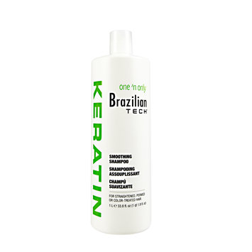 One 'n Only Brazilian Tech Keratin Smoothing Shampoo