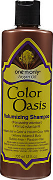 One 'n Only Argan Oil Color Oasis Volumizing Shampoo