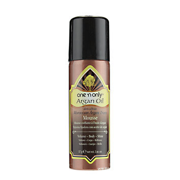 One 'n Only Argan Oil Mousse 2 oz