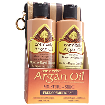 One 'n Only Argan Oil Moisture and Shine Pre-Pack
