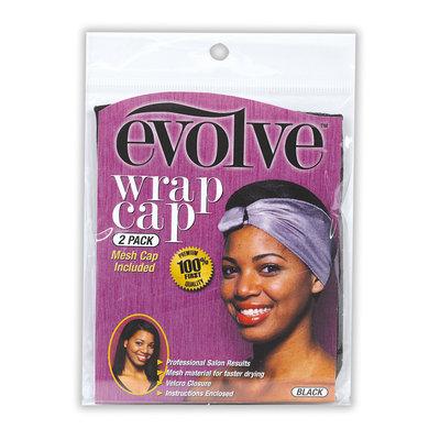 Lady Vamp Wrap Cap 2 pack - Regular and Mesh