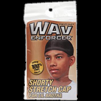 The Wave Enforcer Do-Rag for Kids - Black