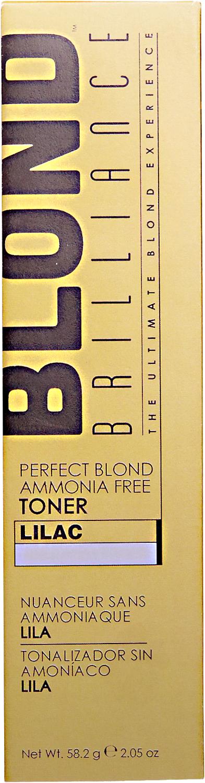 Blond Brilliance Perfect Blond Ammonia Free Toner Lilac