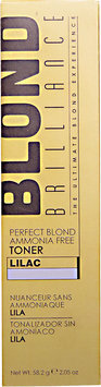 Blond Brilliance Perfect Blond Ammonia Free Toner Lilac