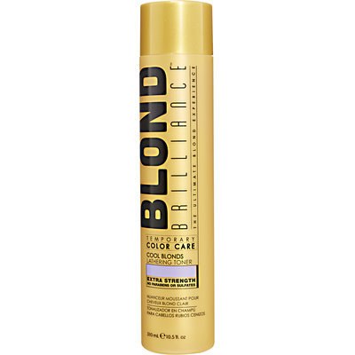 Blond Brilliance Temporary Color Care Lathering Toner Cool Blonds