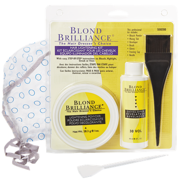 Blond Brilliance Blonde Brilliance Highlighting Kit