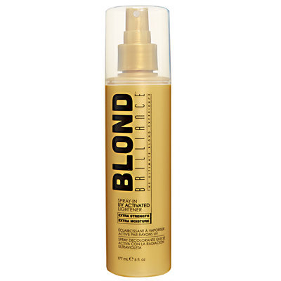 Blond Brilliance Spray-in UV Lightener