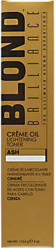 Blond Brilliance Creme Oil Lightening Toner Ash