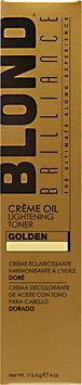 Blond Brilliance Creme Oil Lightening Toner Golden