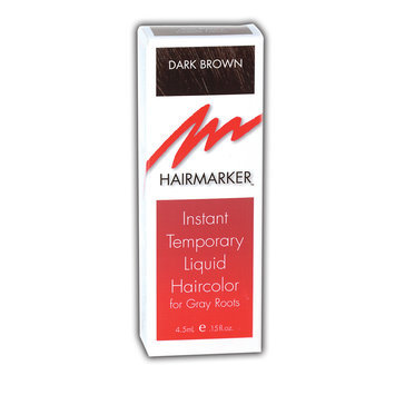 Hairmarker Temporary Hair Color Dark Brown