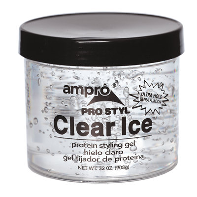 Ampro Pro Styl Clear Ice Protein Gel