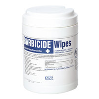 Barbicide Wipes Disinfectant Towelettes