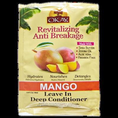OKAY Mango Leave-In Conditioner