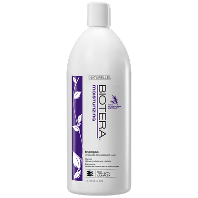 Zotos Biotera Moisturizing Shampoo for Dry or Damaged Hair