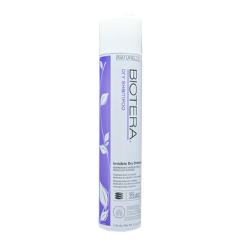 Quantum By Zotos Naturelle Biotera Styling Invisible Dry Shampoo