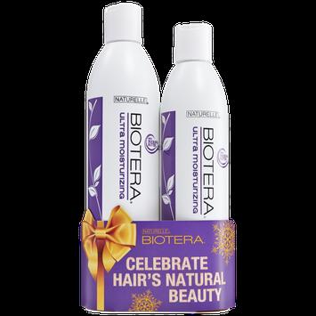 Biotera Ultra Moisturizing Shampoo and Conditioner Holiday Duo