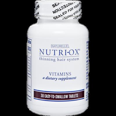 zotos nutri-ox thinning hair vitamins reviews