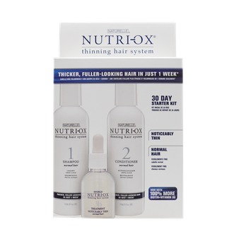 Nutri Ox Nutri-Ox Starter Kit for Normal Hair - Noticeably Thin