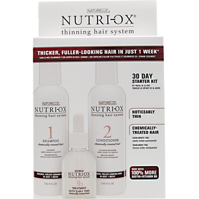 Nutri Ox Zotos Nutri-Ox Starter Kit for Noticeably Thin Chem Treated