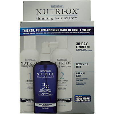 Nutri Ox Nutri-Ox Starter Kit Extremely Thin Normal Hair