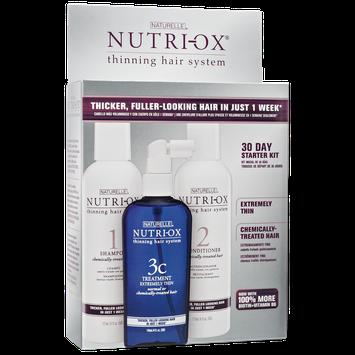 Nutri Ox Nutri-Ox Extremely Thin Starter Kit Chemically Treated Hair