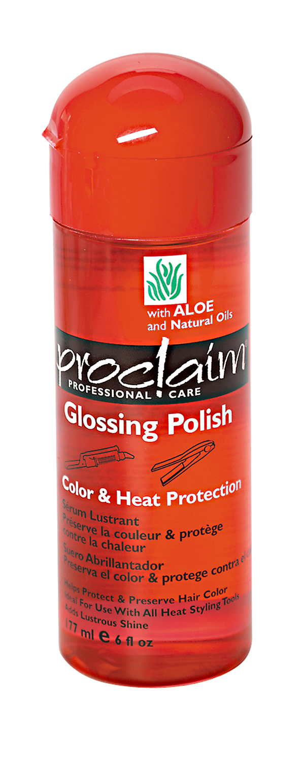 Proclaim Glossing Polish Color and Heat Protection