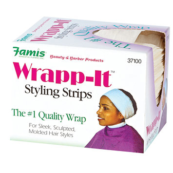 Famis Graham Wrapp-It Styling Strips