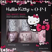 OPI Say Hello To Pretty Pedi Kit