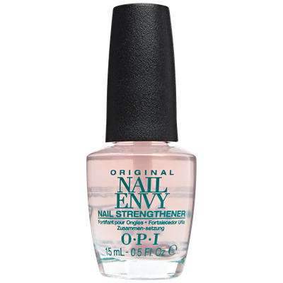 OPI Tinted Nail Envy Pink to Envy