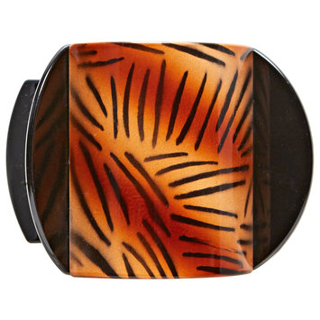 Robanda Large Mighty Hair Clamp in Tiger