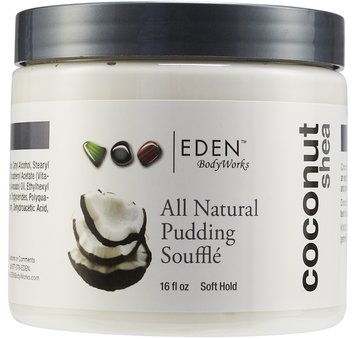 Eden Body Works EDEN BodyWorks All Natural Coconut Shea Pudding Souffle